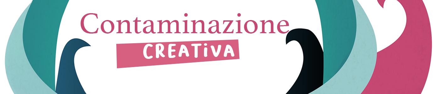 Contaminazione creativa - Illustrazione Alessandra Loreti